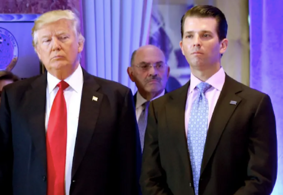 Trump Org removes Allen Weisselberg as an officer for other Trump companies