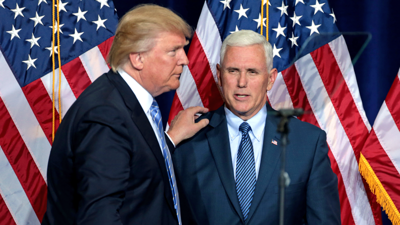 Pence really researched overturning the election — and almost did it: report