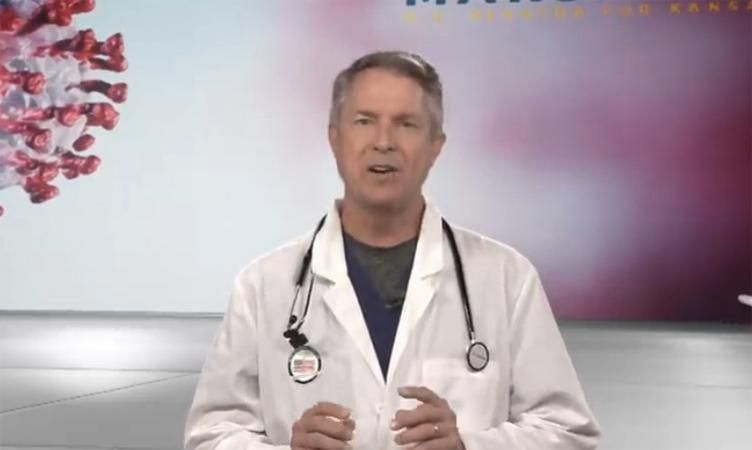 GOP doctor faces backlash for questionable advice on COVID-19 vaccines and immunity