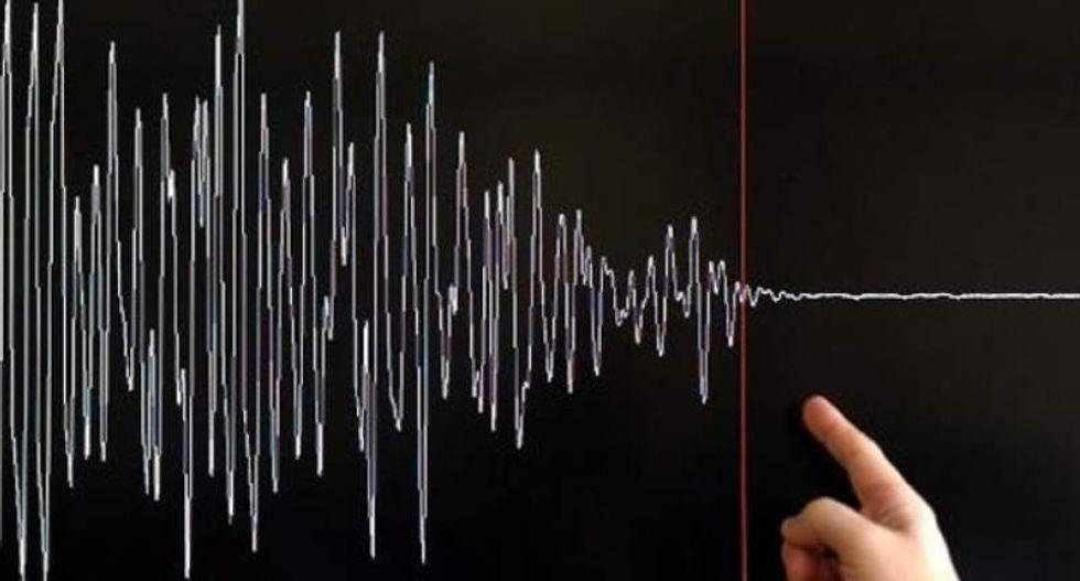 5.7-magnitude quake shakes Philippines' main island: USGS