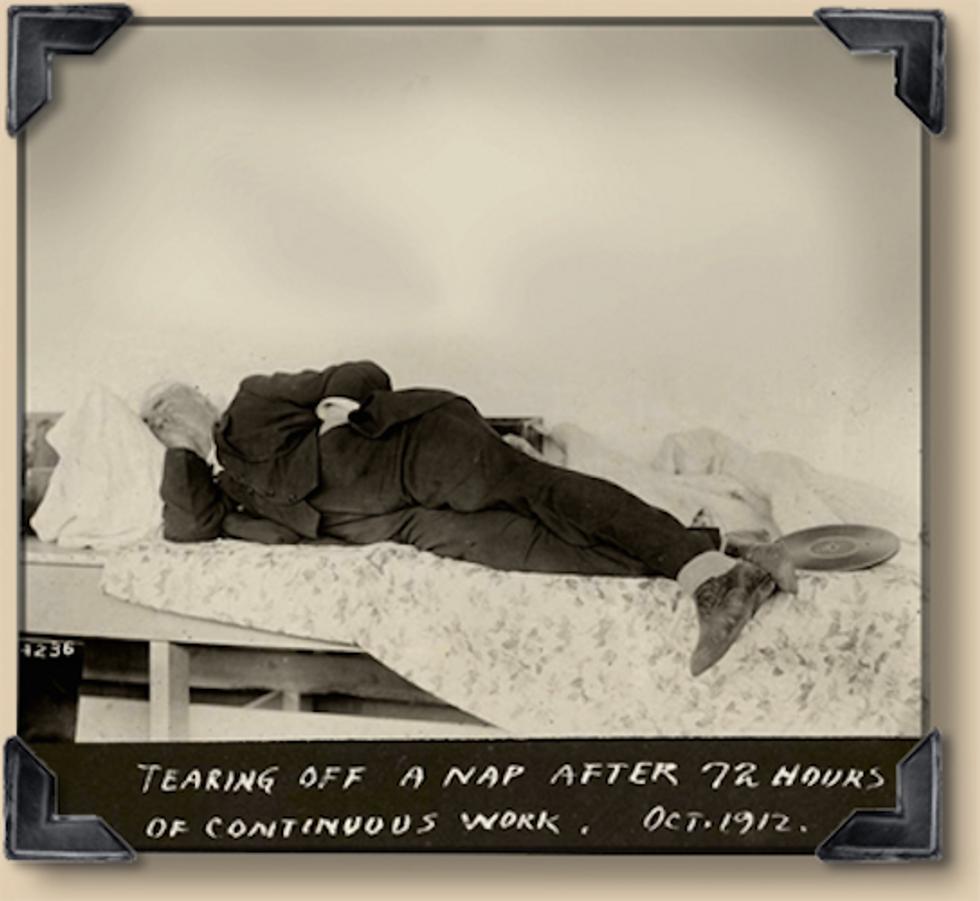Edison Napping