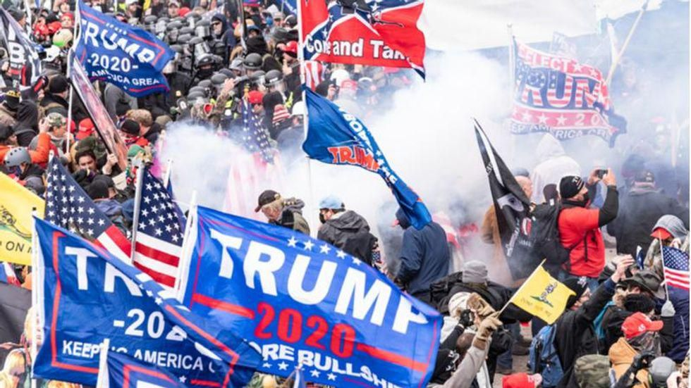 'It defies explanation': Former Republican lawmaker slams GOP's lies about Capitol riots