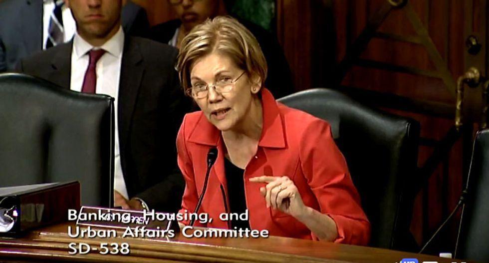 It turns out Elizabeth Warren was right all along