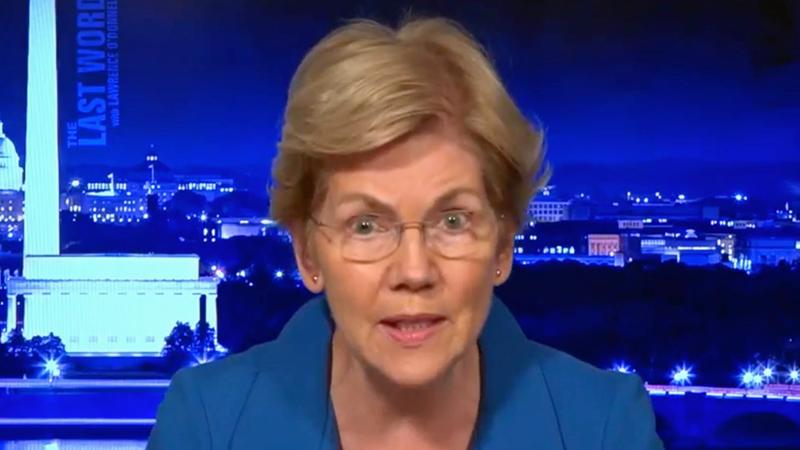 Elizabeth Warren praises House Dems for holding strong on Biden's 'Build Back Better' bills