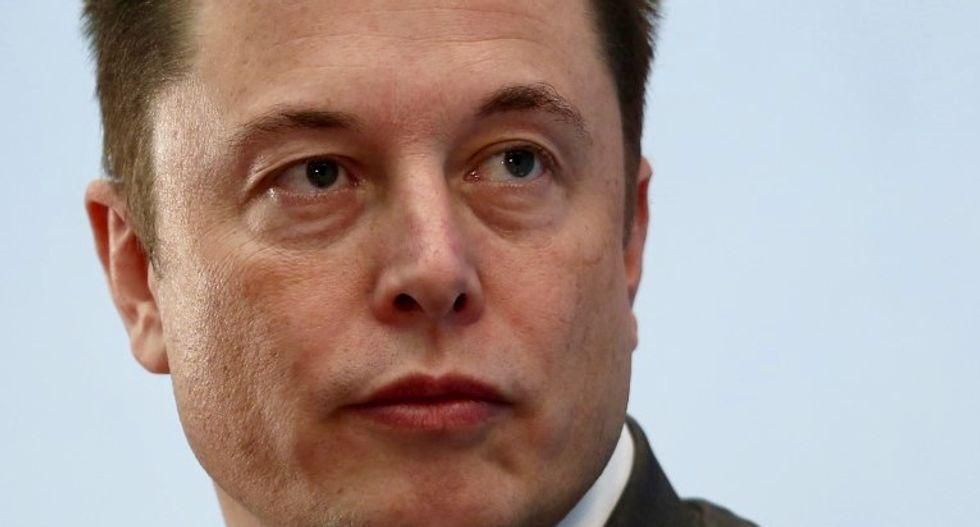 Elon Musk went scorched-earth in a barnburner of an interview -- blasting everyone from Biden to Bezos to the SEC