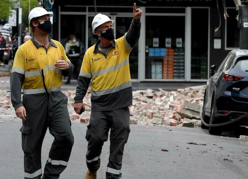 Rare Australia earthquake causes panic in Melbourne