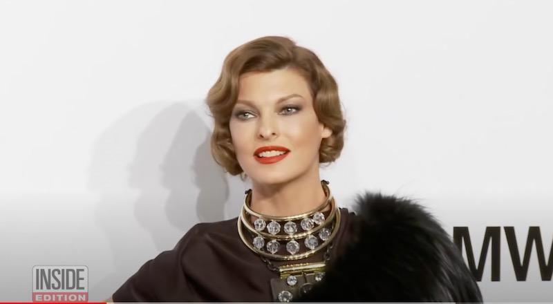 Ex-model Evangelista seeks $50 million over beauty procedure gone wrong