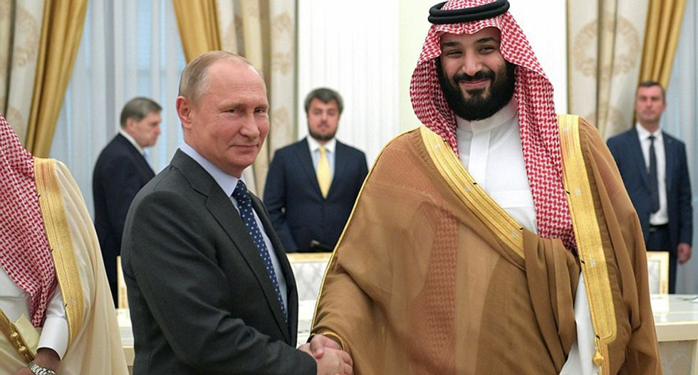 The Saudi connection: Was Enquirer blackmail of Jeff Bezos meant to protect Crown Prince Mohammed?