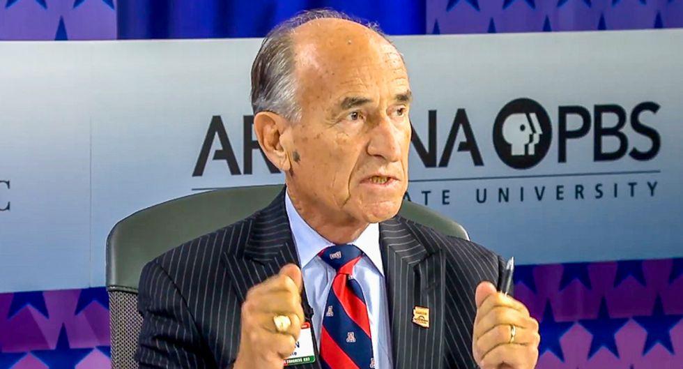Arizona Republican candidate says Democratic opponent Raúl Grijalva is 'not a good example of a Mexican'