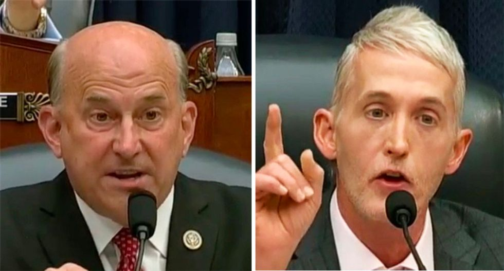 The farcical Strzok hearing exposed Republicans at their absolute Trump-defending worst