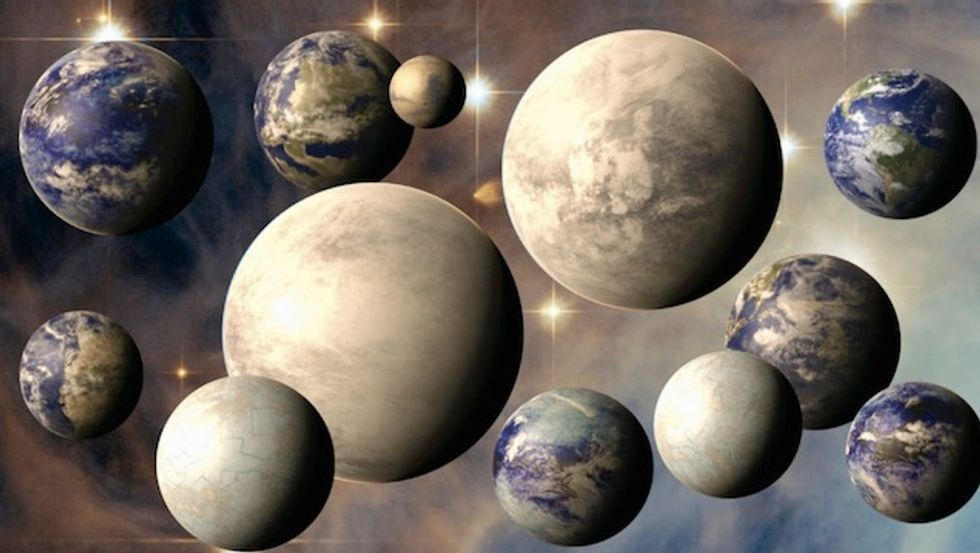 15 new planets discovered -- one is potentially habitable