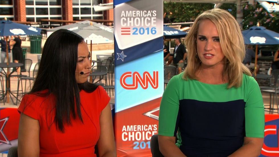 What do you mean 'those people'?: CNN guest calls out Scottie Nell Hughes' take on gun violence