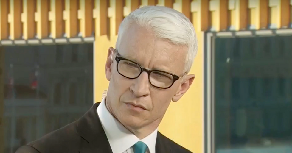 CNN's Anderson Cooper slams Trump for bowing down to Putin: 'The most disgraceful performance by an American president'