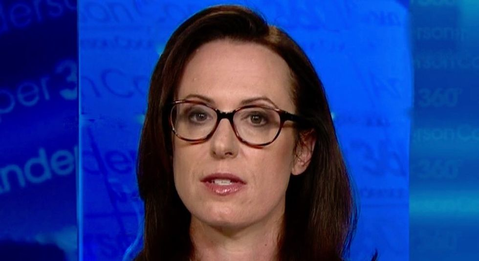 NY Times reporter Maggie Haberman says win or lose 'Trump will make it clear that it's not his fault'