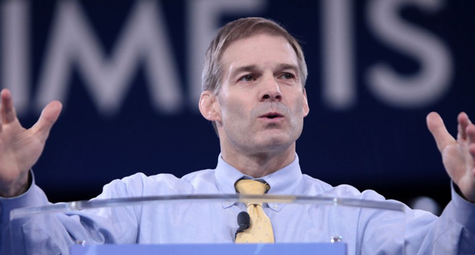 Trump-loving congressman Jim Jordan suggests Ohio State sex abuse scandal is a left-wing conspiracy