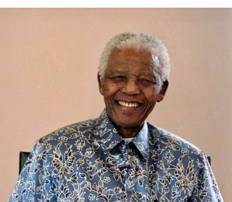 South Africa says 'world stood still' 30 years ago as Mandela walked out of jail
