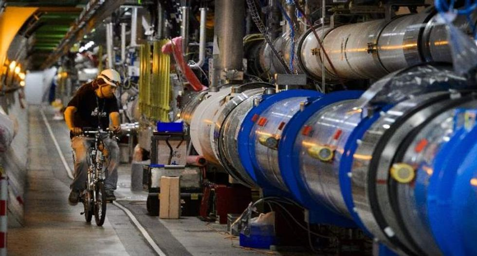 Large Hadron Collider set to resume search for the 'totally unthinkable'