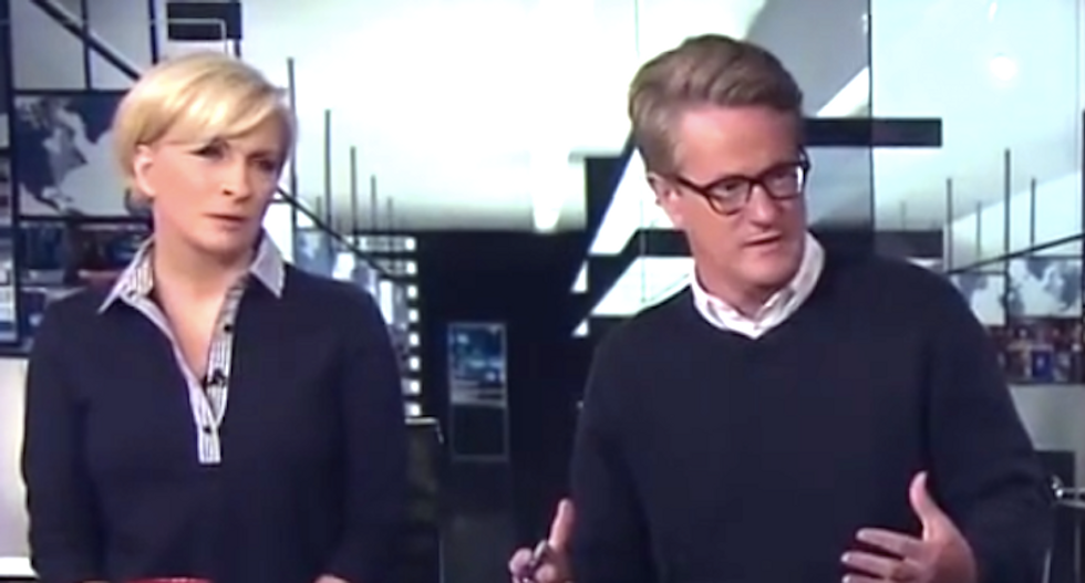 'They're just simpletons': Morning Joe panel identifies likely targets of Russia probe