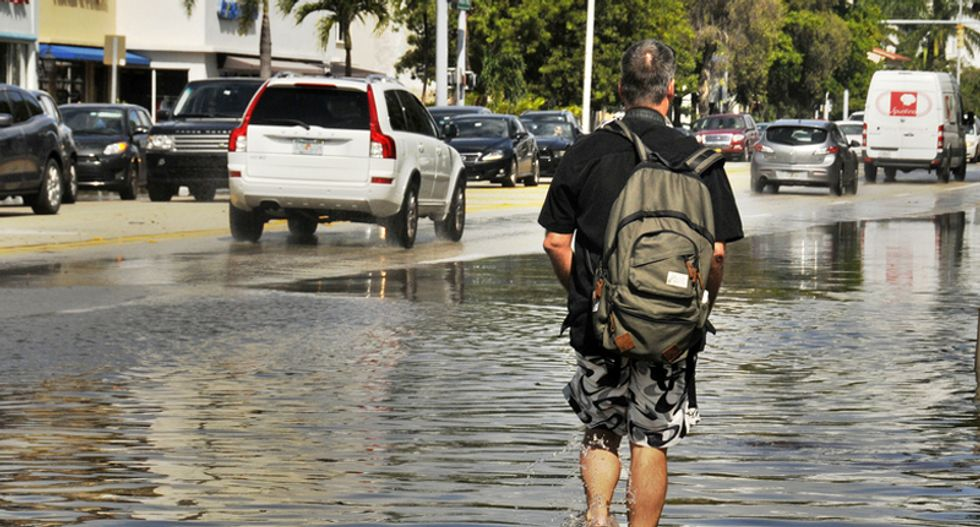 It's too late to save more than 400 US cities from rising seas: study