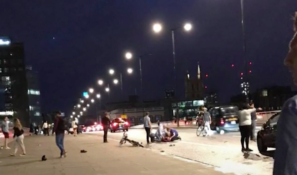 Critics rage at Uber over surge pricing during London terror attacks