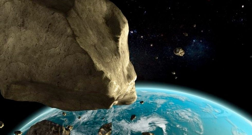 Largest asteroid in a century to whiz by earth Sept 1