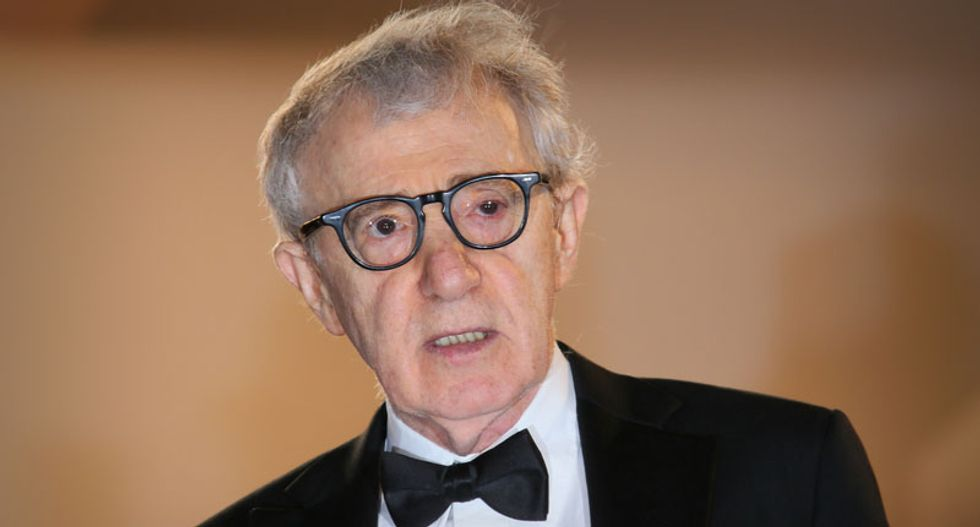 Comedian takes massive swing at Woody Allen for rape allegations at Cannes Film Festival