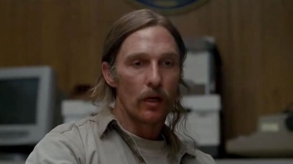 Watch: True Detective's Rust Cohle eviscerates Matthew McConaughey's self-delusions