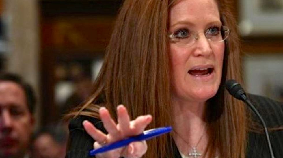 GoDaddy's chief SOPA supporter Christine Jones running for Arizona Governor