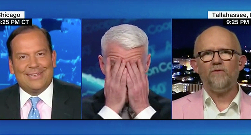 Rick Wilson takes Trump defender Steve Cortes to the woodshed in off-the-rails CNN blow-up