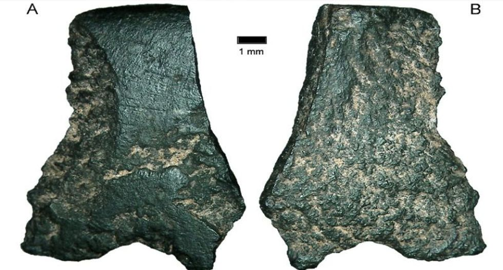 Fragment of 50,000-year-old axe uncovered in Australia: 'Without doubt the oldest axe in the world'