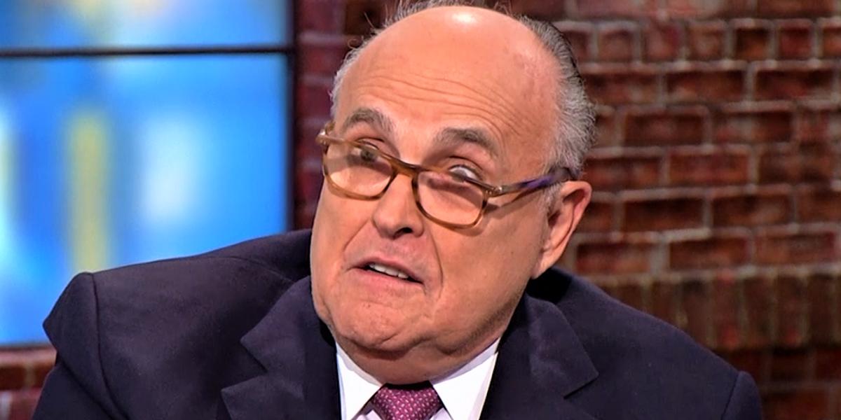 Rudy Giuliani's 'hallucinatory' Ukraine dossier may come back to haunt him: report