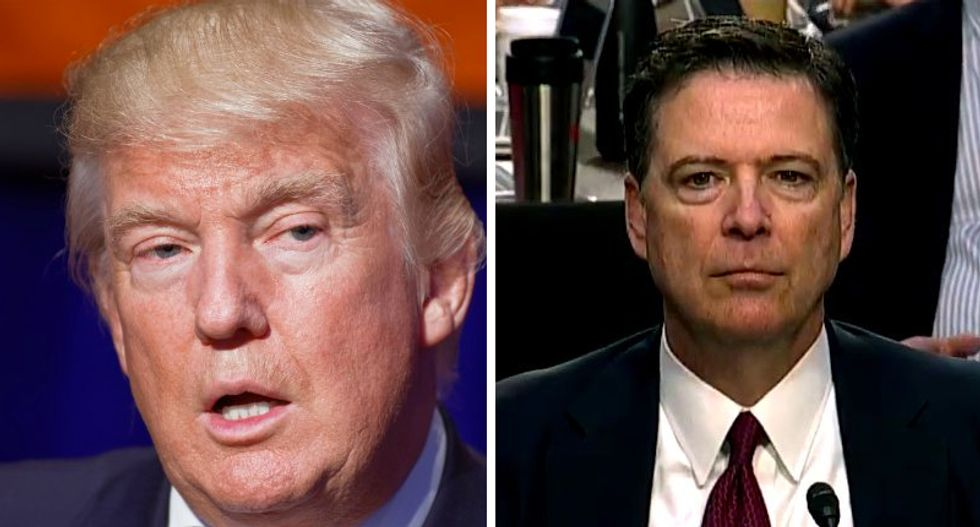 Trump's lie about Comey tapes is evidence of 'witness intimidation': Ex-White House ethics counsel