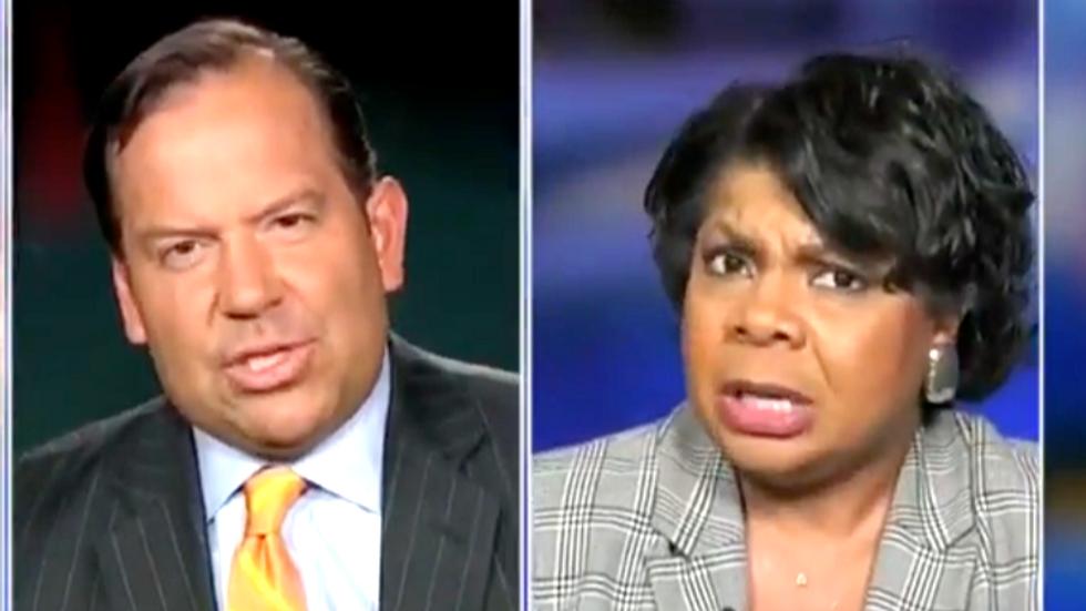 WATCH: CNN panel explodes when Trump-lover Steve Cortes insists black congresswoman is 'dumb'