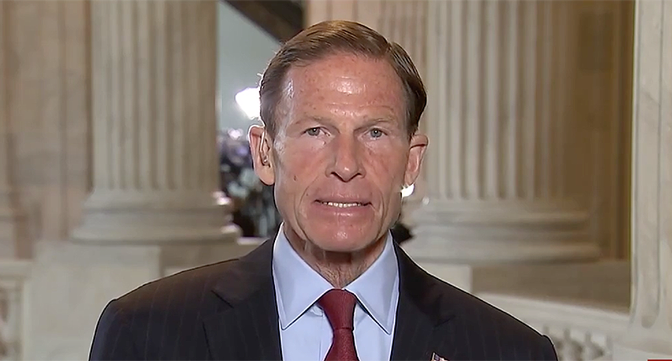 'There will be a firestorm': Democratic senator warns Trump not to fire Mueller