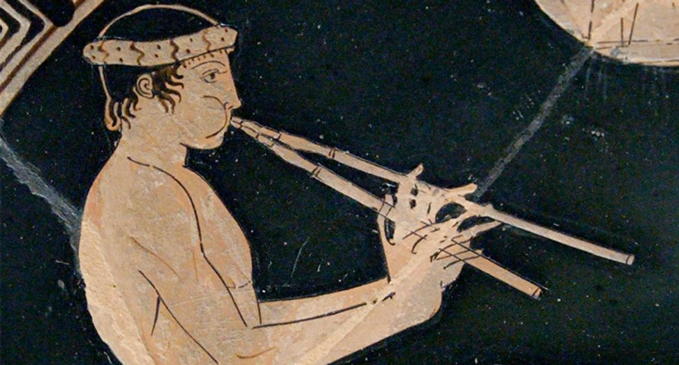 LISTEN: Now we finally know what ancient Greek music sounded like