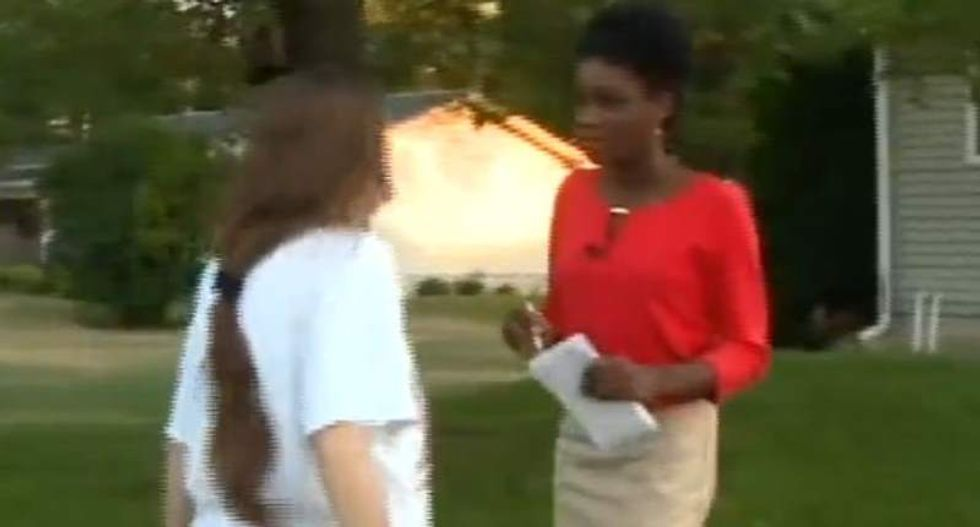 'Get the f*ck out of here, stupid f*cking n*gger': Woman's racist rant at reporter caught on camera