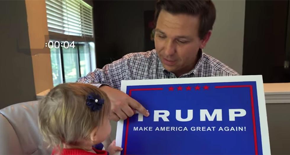 Trump-endorsed gubernatorial candidate Ron DeSantis prevails in Florida GOP primary