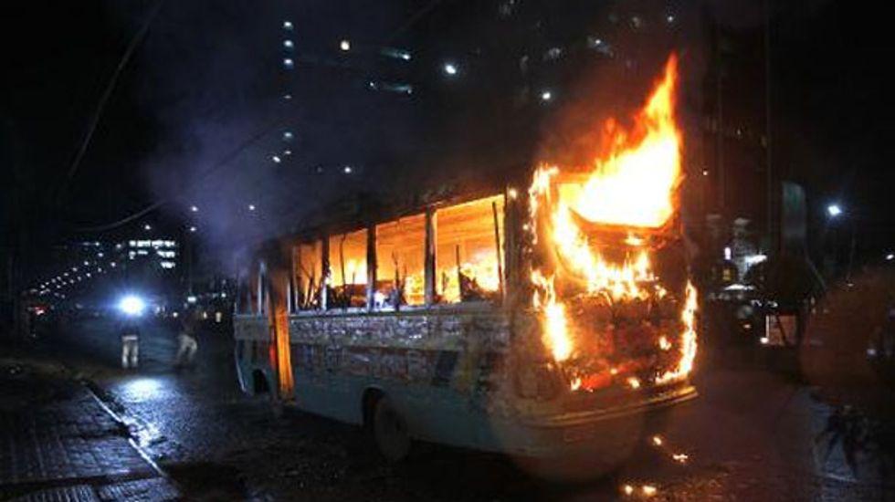 Five killed as massive nationalist protest rocks Bangladesh