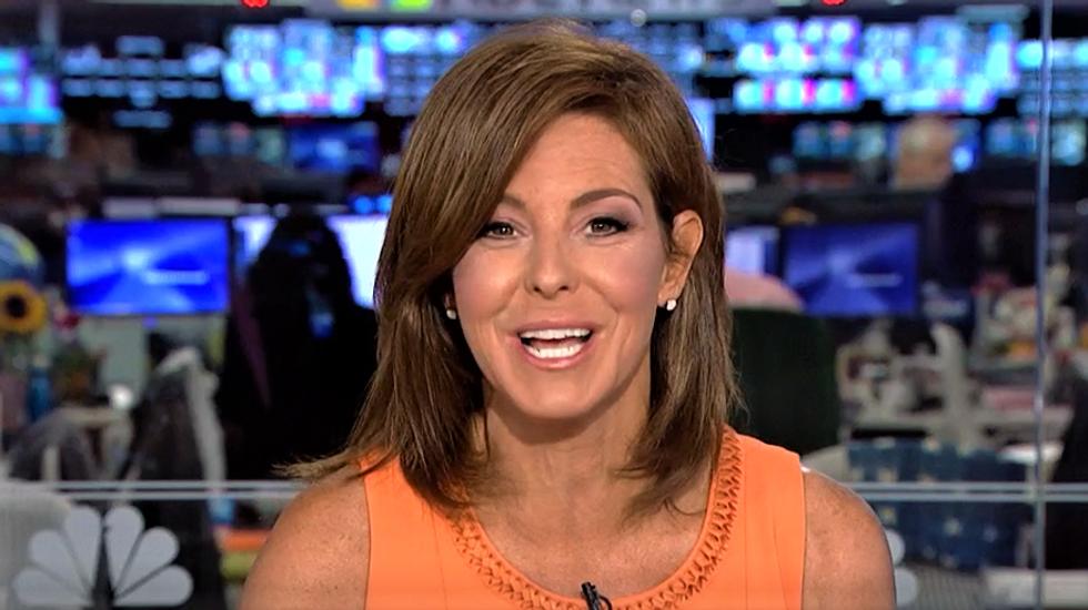 MSNBC's Stephanie Ruhle points and laughs as Donald Trump and Rudy Giuliani try to smear Mueller: 'They know it's a lie'