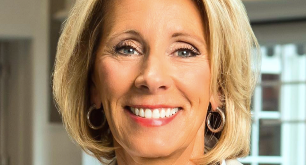 Betsy DeVos' hometown shows exactly what her education budget will produce -- a return to segregation