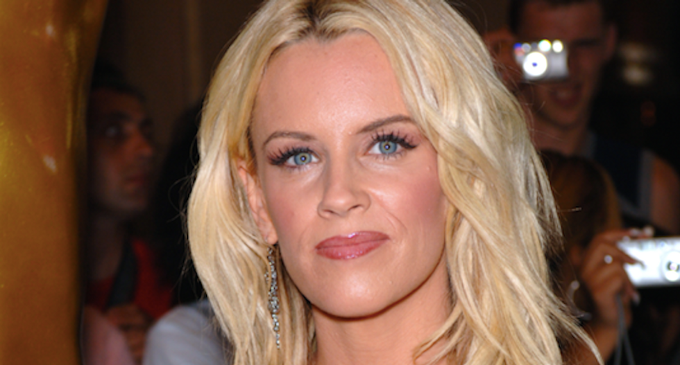 Trump's shady 'charity' foundation gave $10,000 to Jenny McCarthy's quack anti-vaxx campaign