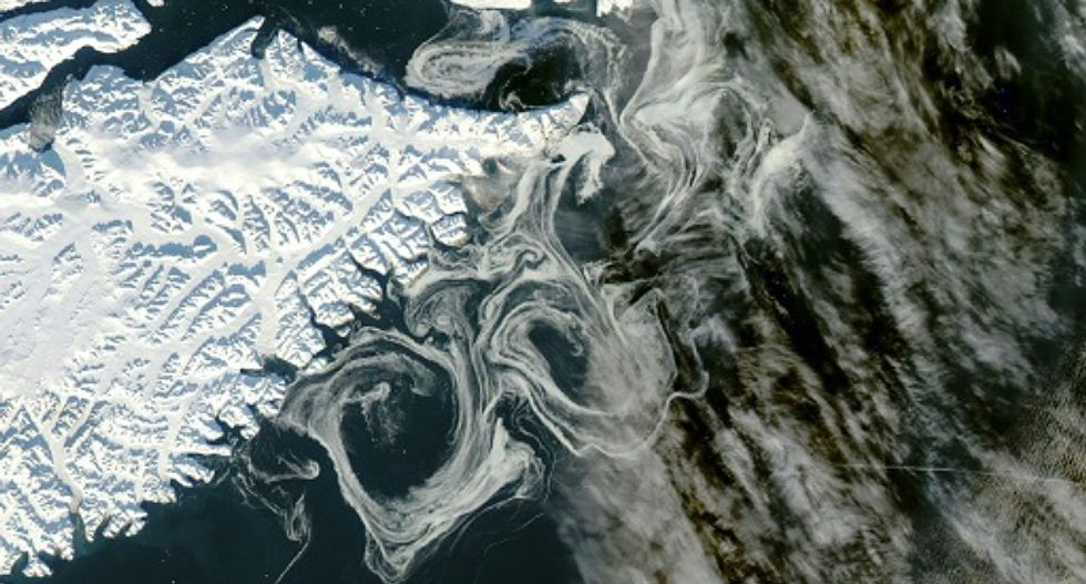 Researchers calculate decades of 'scary' ice melting in Greenland