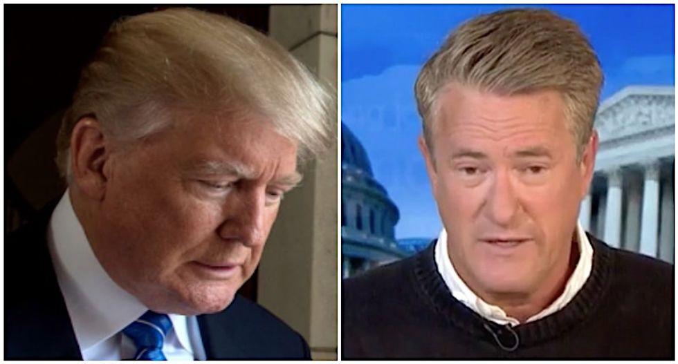 'Everything is projection': Morning Joe busts Trump's hypocrisy on China