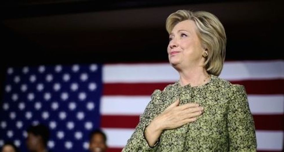 More Republicans expect Clinton to win US election than Trump: Poll