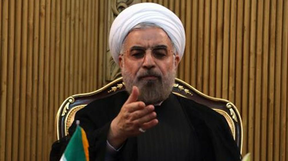 Iran calls for 'terrorist' rebels to be expelled from Syria