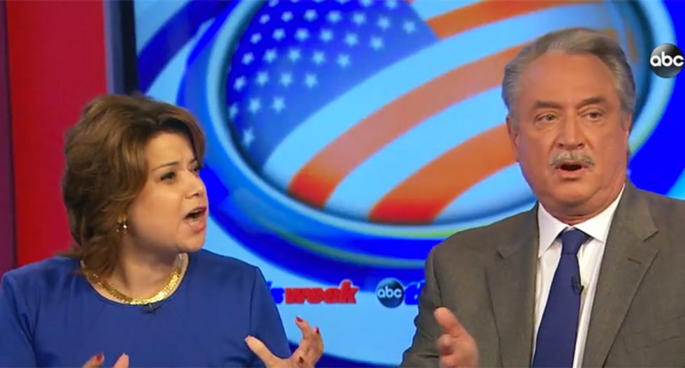 Ana Navarro hammers Trump for tone deaf tweet over black woman's death: 'Was he raised by wolves?'