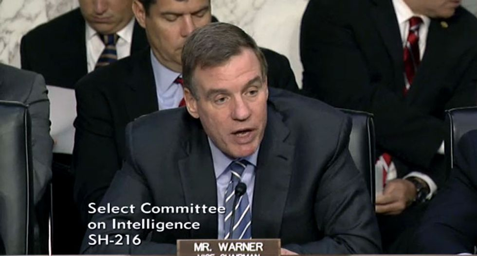 WATCH LIVE: Senate Intelligence Committee hearing on Russian election interference