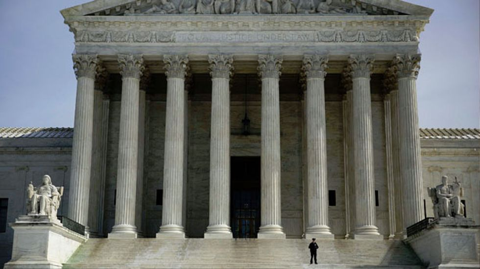 Supreme Court upholds Michigan's ban on affirmative action in state university admissions