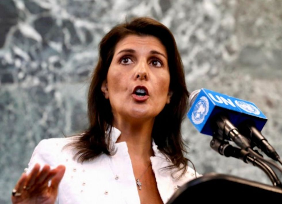 US 'not willing to wait too long' for North Korea to act: UN envoy Nikki Haley