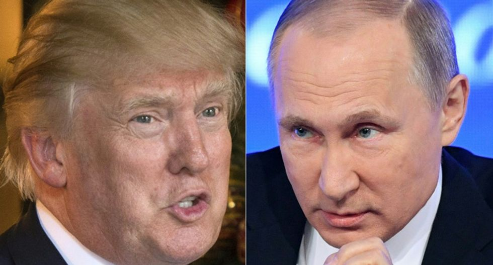 Putin has infiltrated Trump's mind and is inspiring his words -- and maybe even his actions: conservative pundit